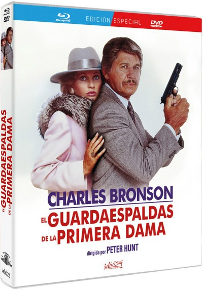 El Guardaespaldas De La Primera Dama (Blu-ray + Dvd) (Assassination)