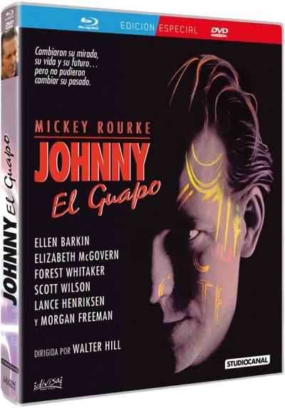 Johnny, El guapo (Blu-ray + Dvd) (Johnny Handsome)
