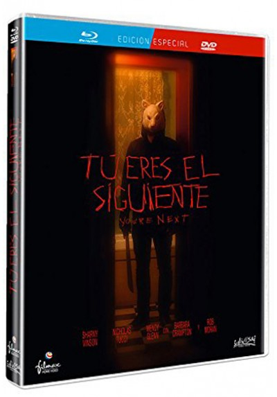 Tú eres el siguiente (Blu-ray + Dvd) (You're Next)