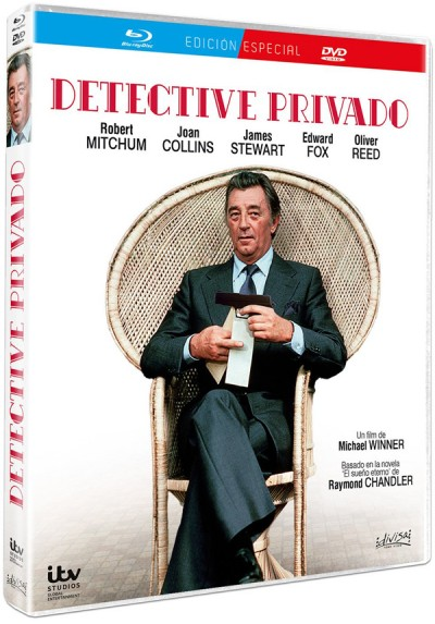 Detective privado (Blu-ray + Dvd) (The Big Sleep)