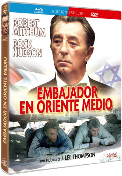 Embajador en Oriente Medio (Blu-ray + Dvd) (The Ambassador)