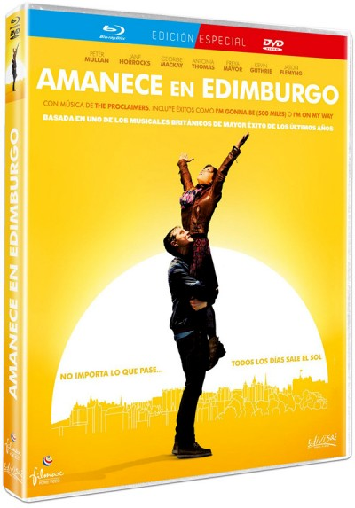 Amanece en Edimburgo (Blu-ray + Dvd) (Sunshine on Leith)