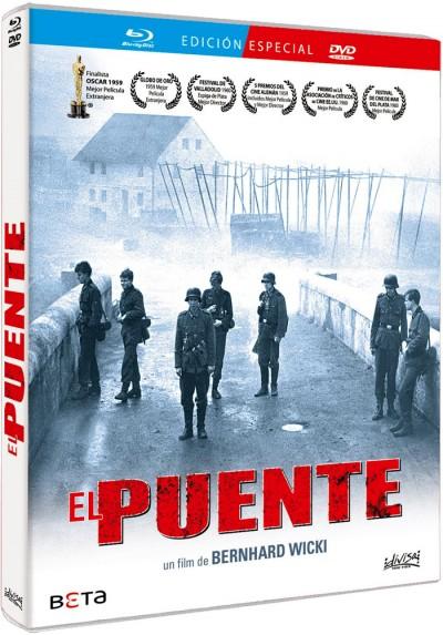 El Puente (Blu-ray + Dvd) (Die Brücke)