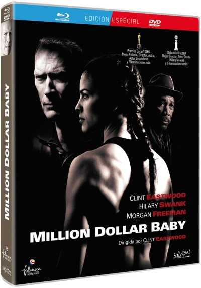 Million Dollar Baby (Blu-ray - Dvd)