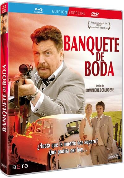 Banquete de boda (Blu-ray + Dvd) (Die Bluthochzeit)