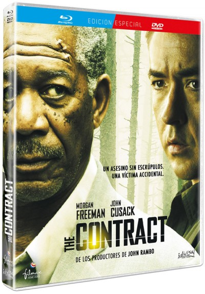 The Contract (Blu-ray + Dvd)