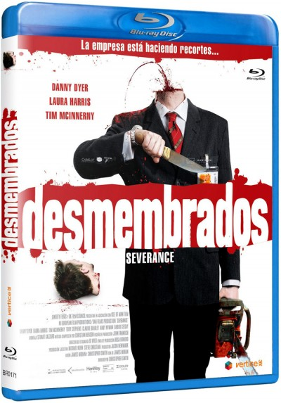 Desmembrados (Blu-ray + Dvd) (Severance)