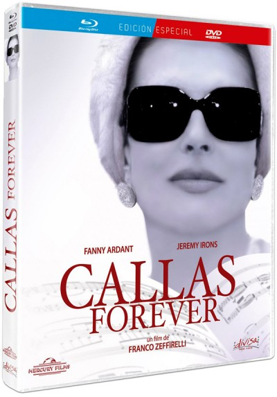 Callas Forever (Blu-ray + Dvd)