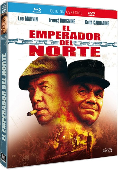 El Emperador del norte (Blu-ray + Dvd) (Emperor of the North Pole)