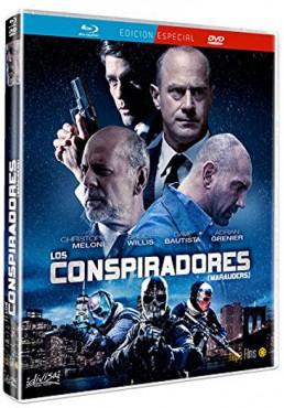 Los conspiradores (Blu-ray + Dvd) (Marauders)