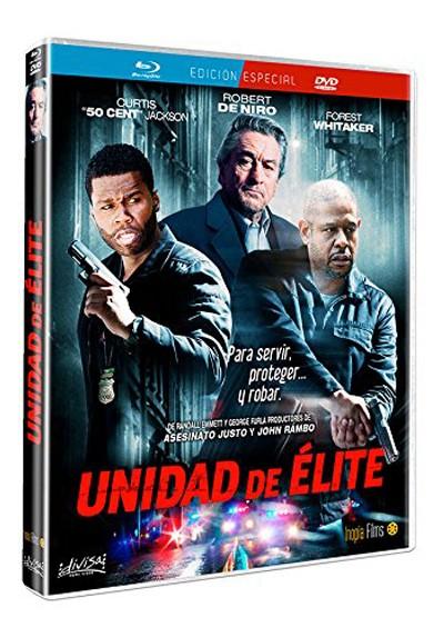 Unidad de Élite (Blu-ray + Dvd) (Freelancers)