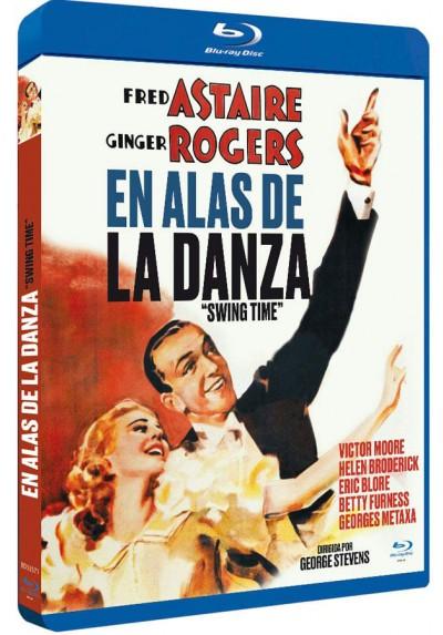 En Alas de la Danza (Blu-ray) (BD-r) (Swing Time)