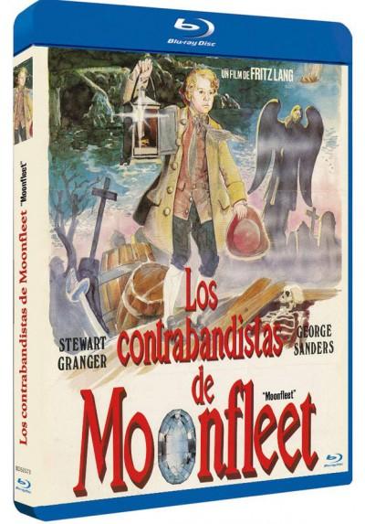 Los contrabandistas de Moonfleet (Blu-ray) (Moonfleet)