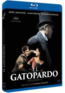 El Gatopardo (Blu-Ray) (Il Gattopardo)