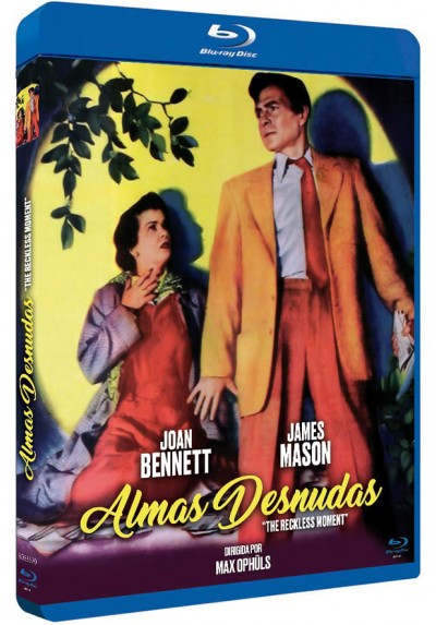 Almas Desnudas (Blu-ray) (BD-r) (The Reckless Moment)