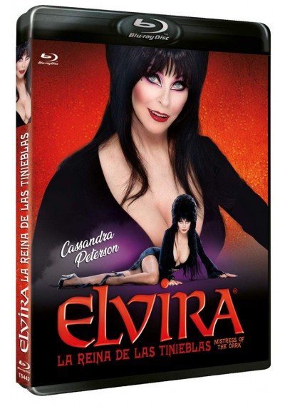 Elvira, La Reina De Las Tinieblas (Blu-Ray) (Elvira, Mistress Of The Dark)