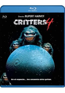 Critters 4 (Blu-ray)