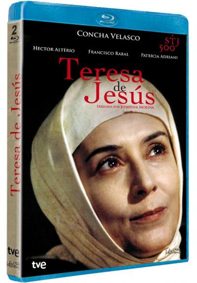 Teresa de Jesús (Serie de TV) (Blu-ray)