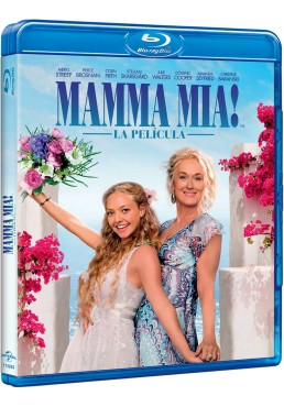 Mamma Mia! : La Pelicula (Blu-ray)