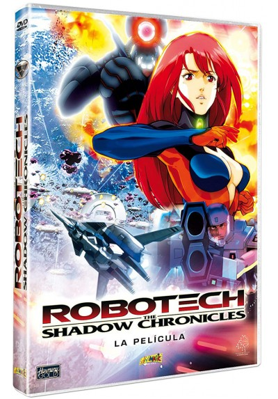 Robotech: The Shadow Chronicles - La película (Robotech: The Shadow Chronicles - The Movie)