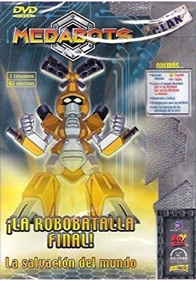 Medabots: La Batalla Final (Serie de TV)