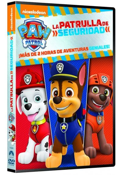 Paw Patrol 15: La Patrulla De Seguridad