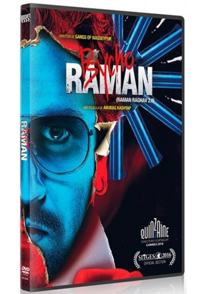 Psycho Raman (Anurag Kashyap)