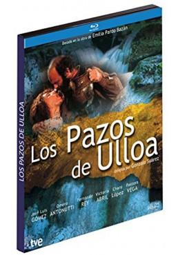 Los pazos de Ulloa (Blu-ray) (Miniserie de TV)