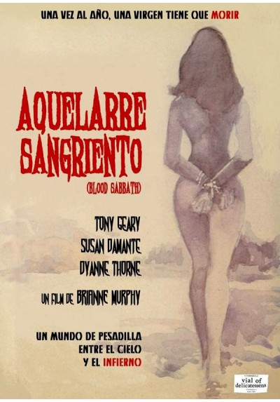 Aquelarre sangriento (Blood Sabbath)