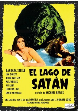 El lago de Satán (La sorella di Satana (The She Beast)