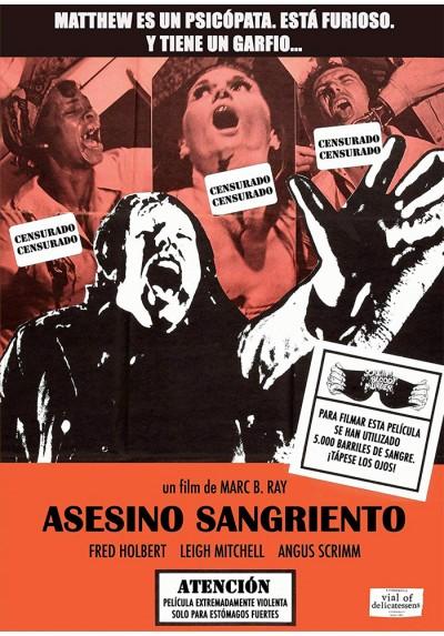 Asesino sangriento (Scream Bloody Murder) (V.O.S)
