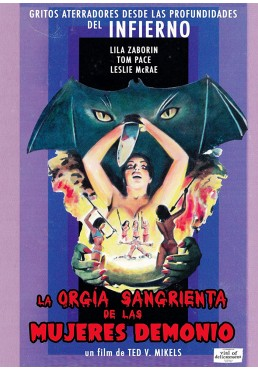 La orgía sangrienta de las mujeres demonio (Blood Orgy of the She-Devils) (V.O.S)