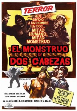 El monstruo de dos cabezas (The Manster) (V.O.S)