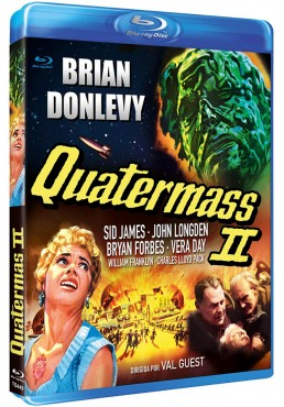 Quatermass II (Blu-ray) (Quatermass 2)