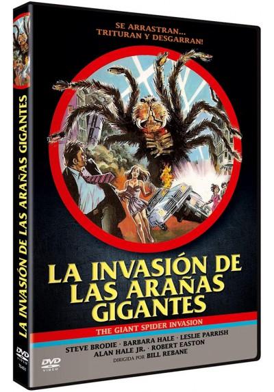 La invasión de las arañas gigantes (The Giant Spider Invasion)