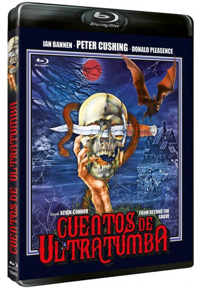 Cuentos de ultratumba (Blu-ray) (From Beyond the Grave)