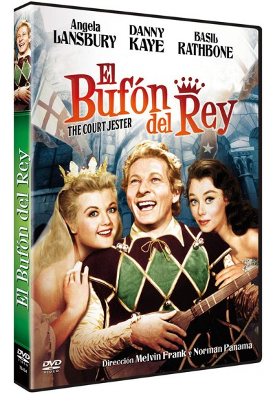 El Bufón del Rey (The Court Jester)