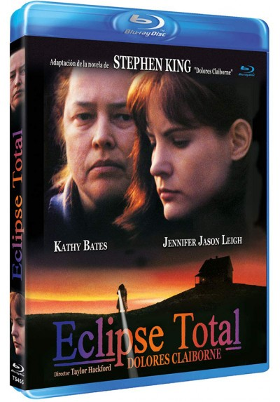Eclipse total (Blu-ray) (Dolores Claiborne)