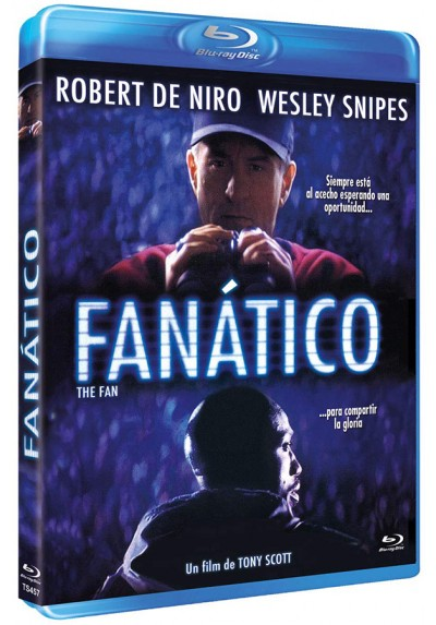 Fanatico (Blu-ray) (The Fan)