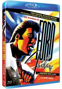 Las aventuras de Ford Fairlane (Blu-ray) (The Adventures of Ford Fairlane)