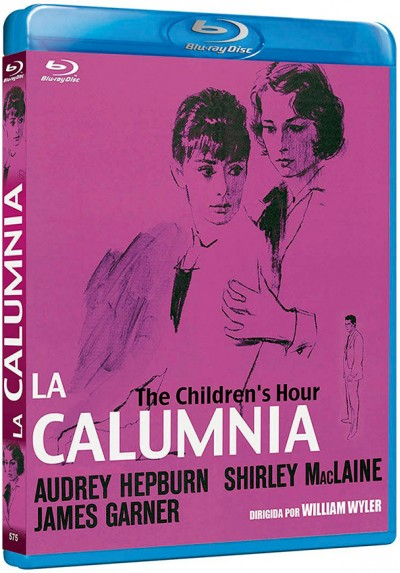 La calumnia (Blu-ray) (The Children's Hour)