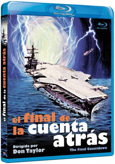 El Final De La Cuenta Atras (Blu-Ray) (The Final Countdown)