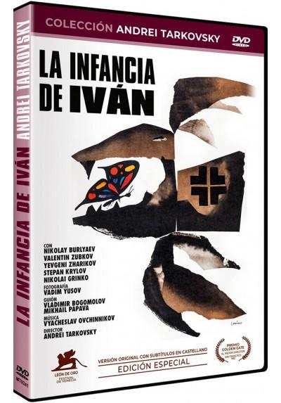 Colección Andrei Tarkovsky: La infancia de Iván (Ivanovo detstvo) (Ivan's Childhood) (V.O.S)