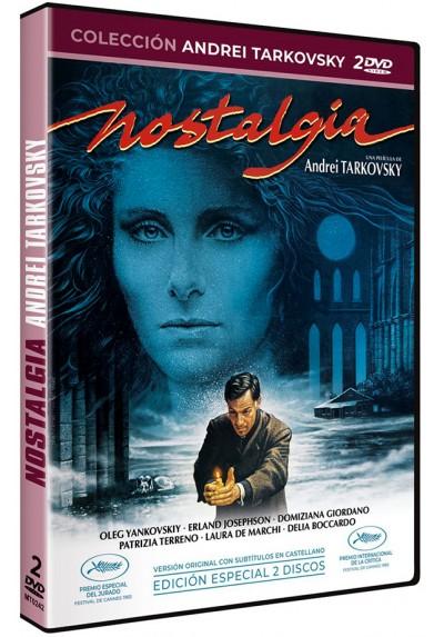 Colección Andrei Tarkovsky: Nostalgia (Nostalghia) (V.O.S)