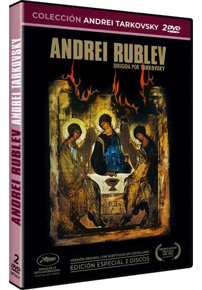 Colección Andrei Tarkovsky:  Andrei Rublev (St Andrei Passion) (V.O.S)