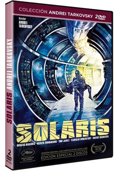 Colección Andrei Tarkovsky: Solaris (Solyaris) (V.O.S)