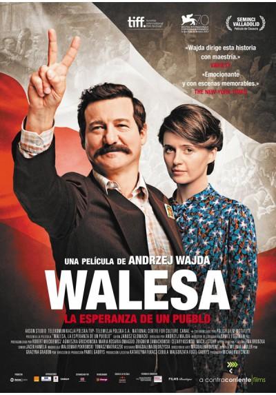 Walesa, la esperanza de un pueblo (Walesa. Czlowiek z nadziei) (Walesa: Man of Hope)