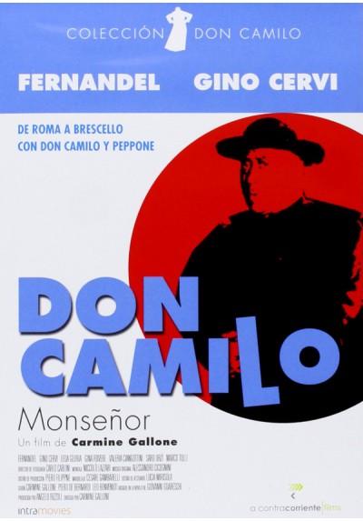 Don Camilo monseñor pero no tanto (Don Camillo monsignore ma non troppo)