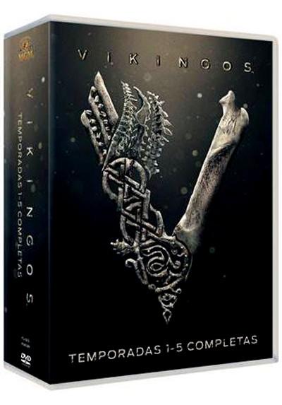 Pack Vikingos - Temporada 1-5