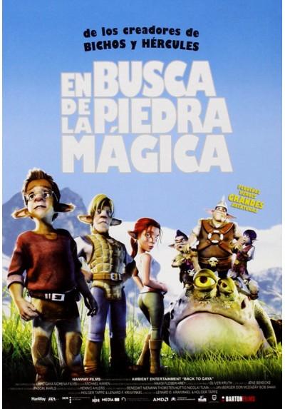 En busca de la piedra mágica (Back to Gaya) (Boo, Zino & the Snurks)
